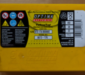 АКБ OPTIMA BATTERIES